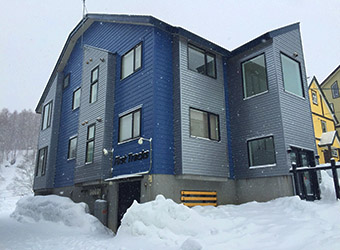 First Tracks Apartments