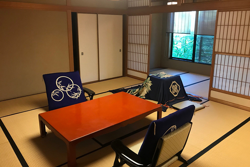 What Is A Japanese Style Room