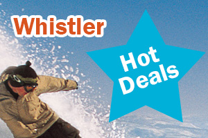 Whistler Blackcomb Hot Deals