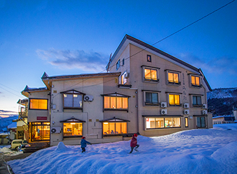 Nozawa Central Lodge
